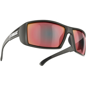 Bliz Drift Glasses matte black/smoke/red multi